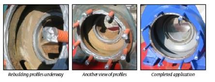 Oversize Bearing Bushing Pump Repair Services