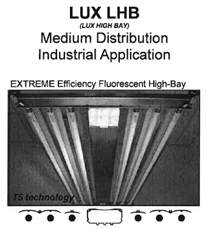 LUX LHB Medium Distribution Industrial Application